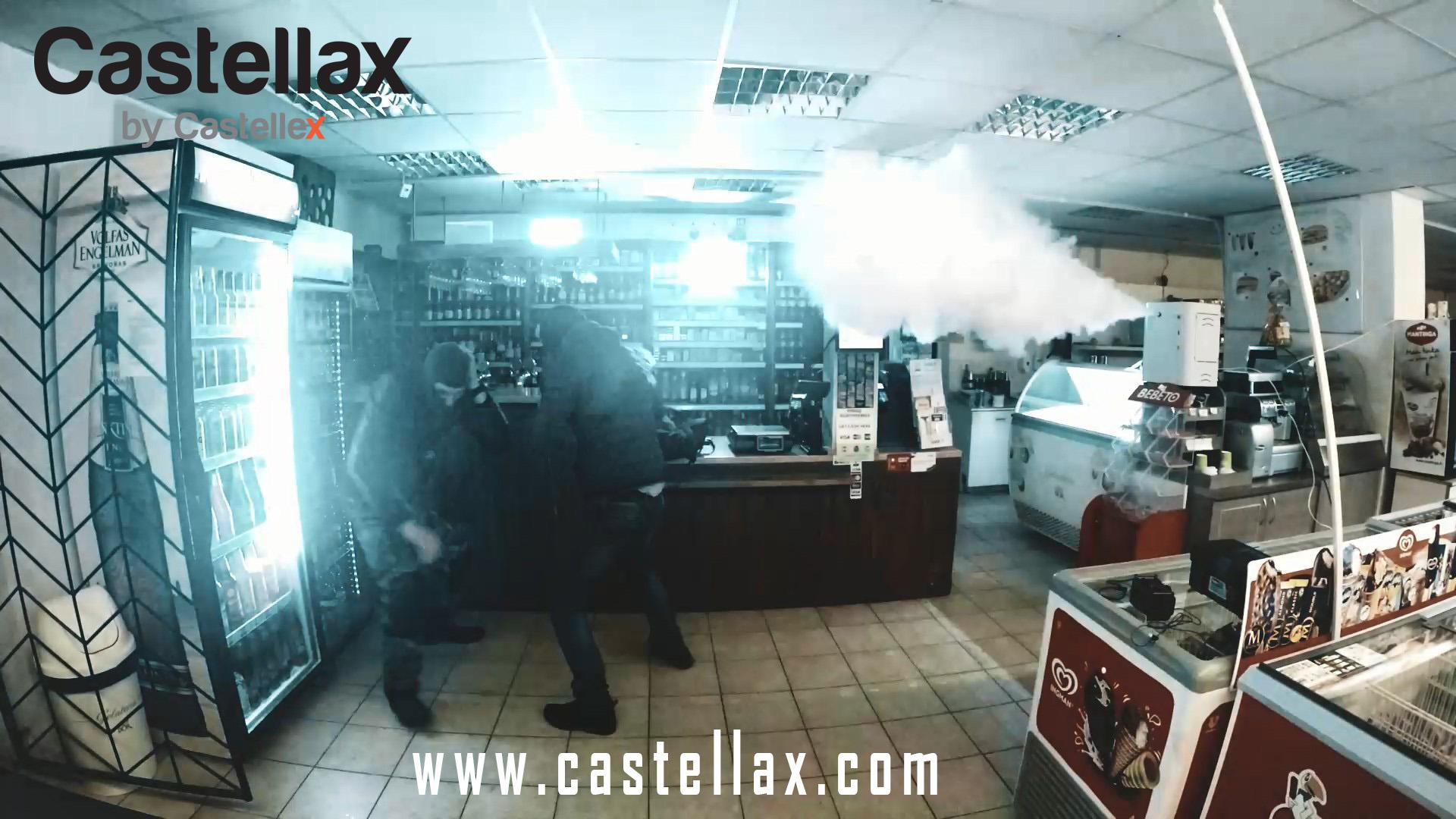 Security Fog System – Castellax